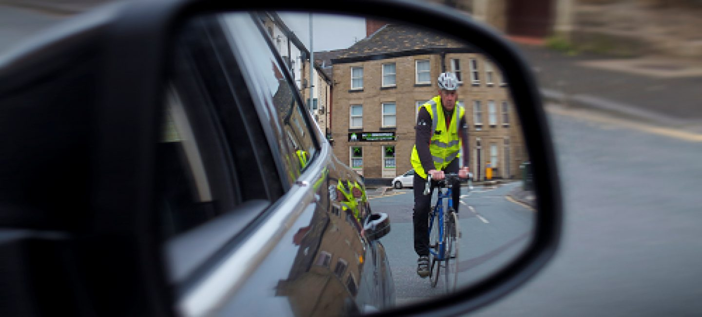 Cycle mirror
