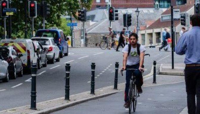Cyclist sustrans