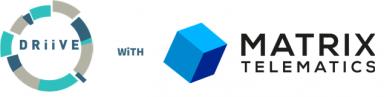 DRiiVE with Matrix logo