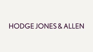 Hodge Jones and Allen logo