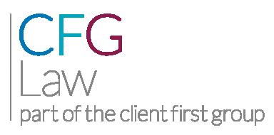 CFG Law logo