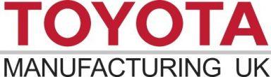 Toyota Manufacturing UK Logo