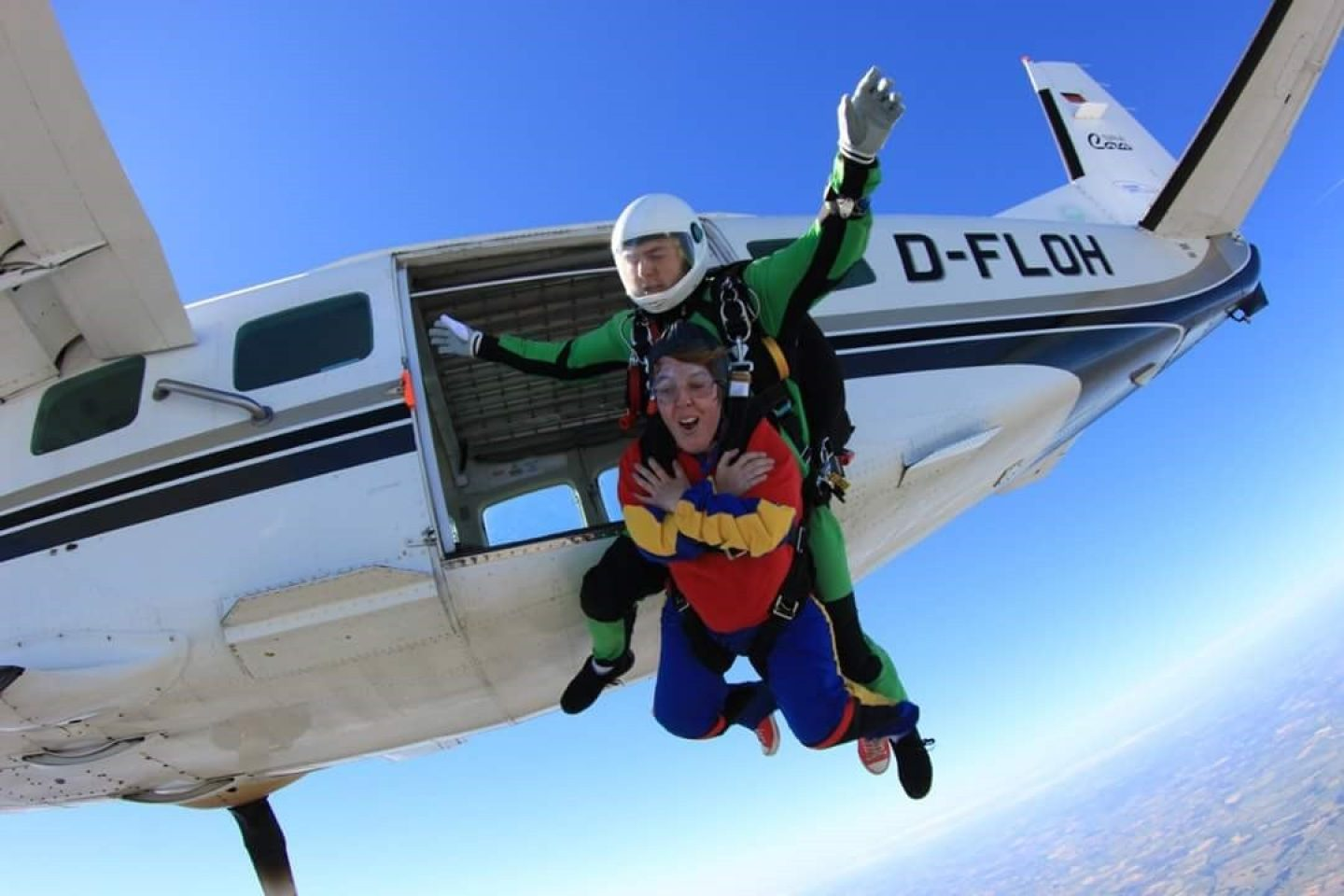 Fundraise for Brake Skydive