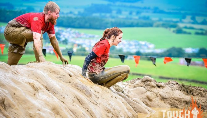 Fundraise for Brake Tough Mudder