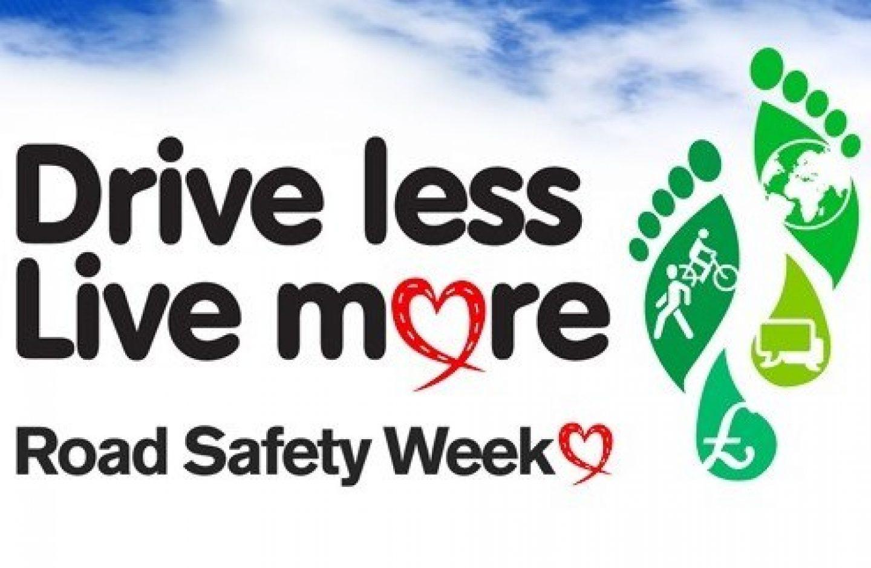Road Safety Week 2015 logo