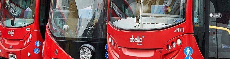 Abellio vehicles