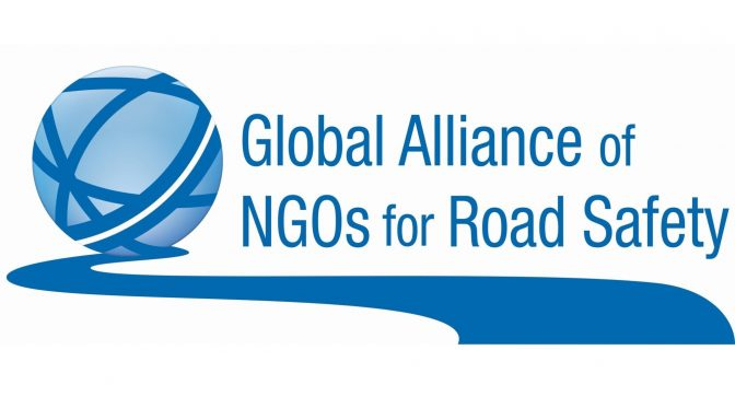 Global Alliance of NGOs for Road Safety logo